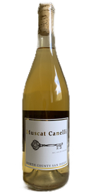 2019 Muscat Canelli